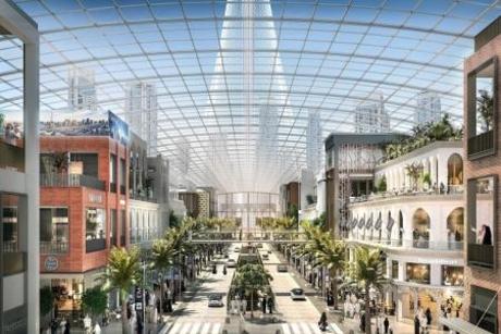 UAE property giants launch mega retail district at Dubai Creek