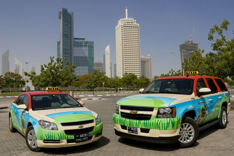 Contract awarded to add 900 units to Dubai Taxi fleet