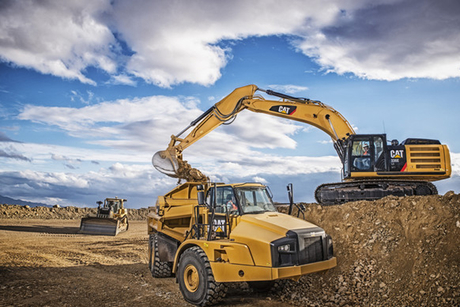 Qatar earth-moving equipment market set to grow 5%