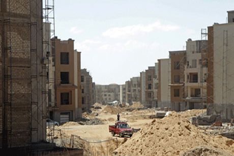 Chinese JV wins Egypt housing project contract