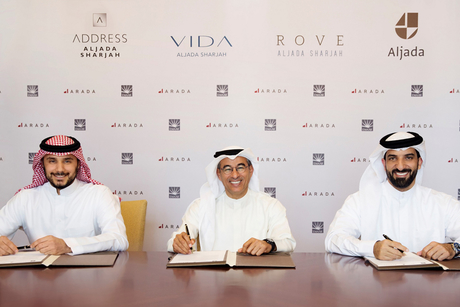 Dubai's Emaar partners with Arada to launch three hotels in Sharjah