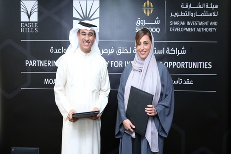 Shurooq, Emaar and Eagle Hills to form new company