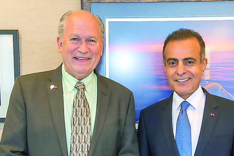 US envoy discusses Qatar's 2022 preparedness
