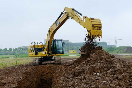 Global excavator market to grow at CAGR of 2.7%