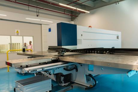 Scientechnic inaugurates factory in Jebel Ali industrial zone