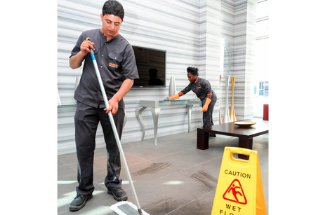 Farnek continues cleaning accreditation with BICSc