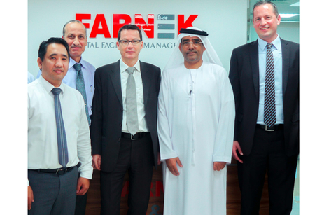 Farnek to hire 500 security personnel in Abu Dhabi by 2020