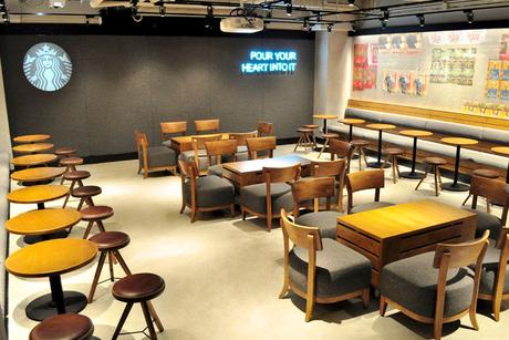 Flowcrete deploys flooring for Starbucks in HK
