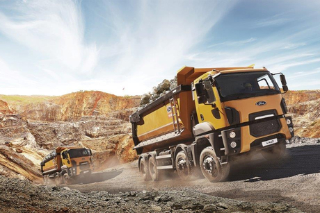 New Ford Trucks series launched in Qatar