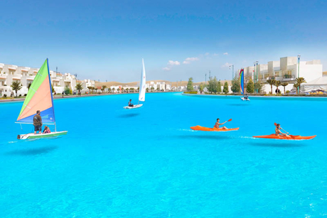 Crystal Lagoons signs $117m deal for Egypt development