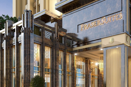 Doha: Fraser Suites, WestBay to Open in March 2017