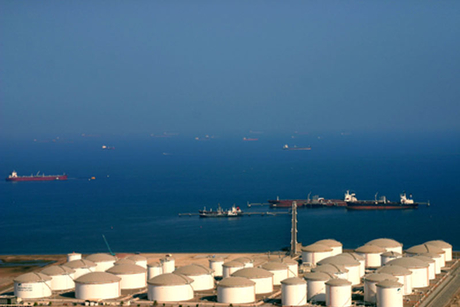 Iran and Oman oil officials review Jask terminal