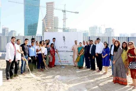 Gemini breaks ground on 29-storey residential project in Dubai
