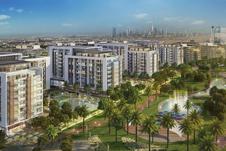 Construction begins on luxury project in MBR City