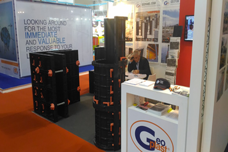 Geoplast to showcase at this year's Big 5 Dubai