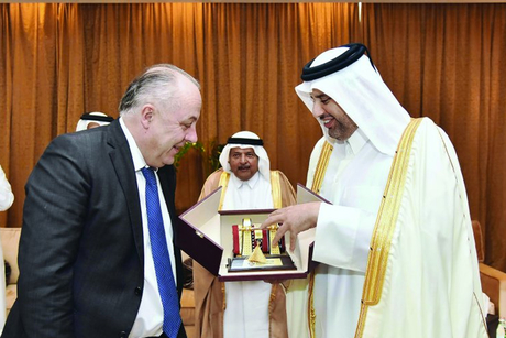 Renewed LNG deal signed between Germany and Qatar