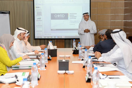 Renewable energy discussions in Doha