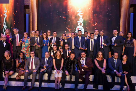WSP | PB named one of the top work places in UAE