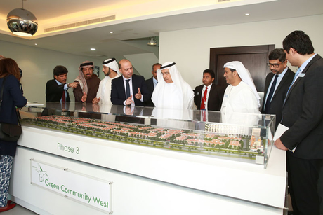 Phase 3 of Green Community West nears completion