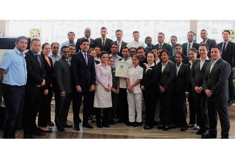 UAE's Time Hotels portfolio receives Green Key award