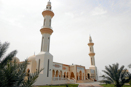 Why is Masdar installing sensors in UAE mosques?