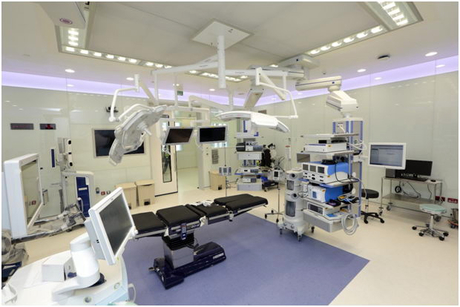 Extra operating rooms completed at Hamad General