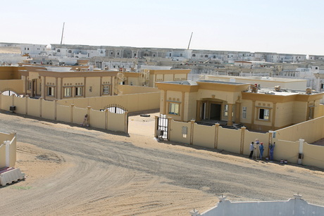 Bahrain ministry gets land to build 25,000 homes