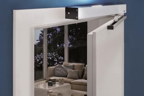Hormann launches PortaMatic door operator
