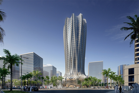 Two of Zaha Hadid's final designs set for Qatar