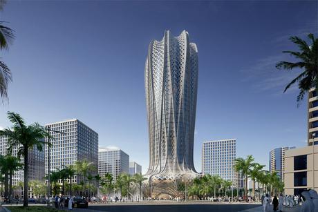 Two of Zaha Hadid's final designs set for Qatar