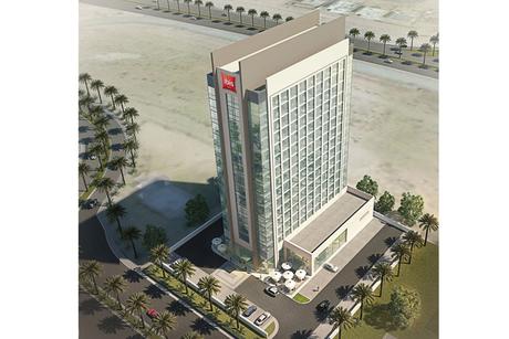 AccorHotels, Nakheel partner to build new Ibis hotel in JVC