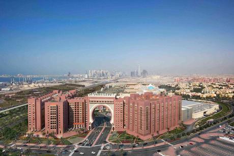 Nakheel tenders substation near Ibn Battuta Mall