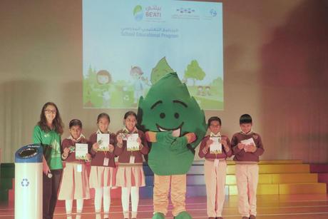 DSOA and Imdaad host programme for Dubai school