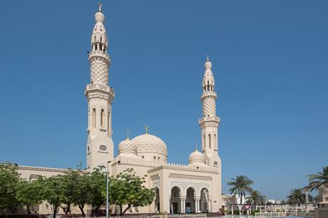 Video: Imdaad's IFM work at Jumeirah Mosque, Dubai