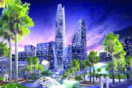 Saudi: $332m KAFD tower faces seven-month delay