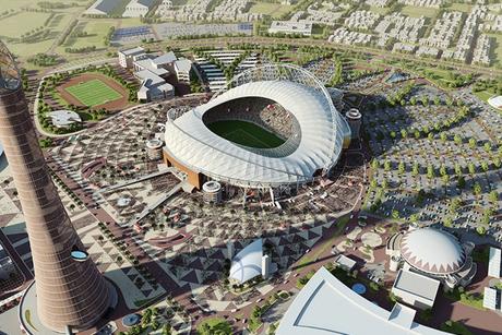 Death on FIFA 2022 World Cup stadium