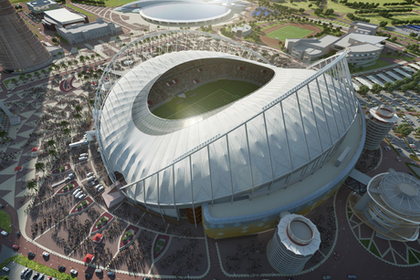 Mid-2017 likely opening date for Khalifa Stadium