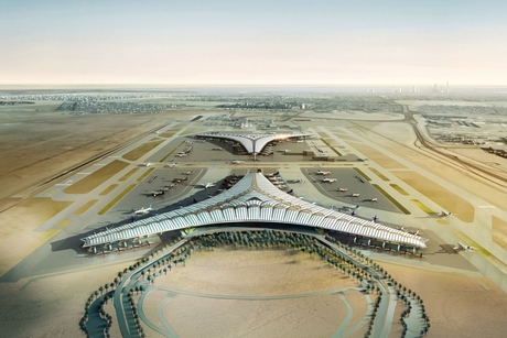 Kuwait's $4.2bn airport expansion hits milestone