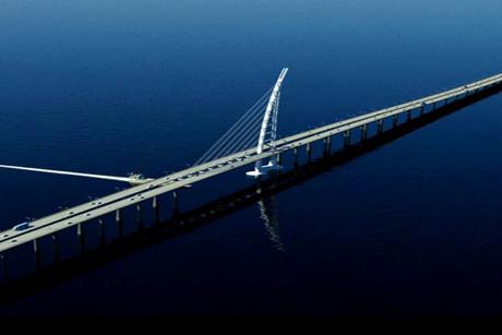Minister: Kuwait's Sheikh Jaber Causeway 84% complete