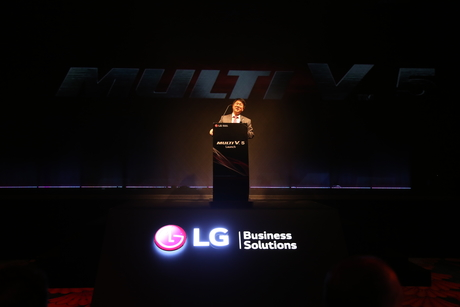 LG MULTI V 5 VRF launched in UAE