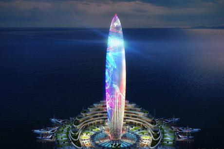 Video: A close up of the new Dubai Harbour project