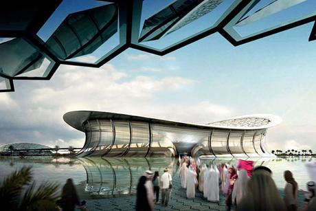 Qatar to begin work on 2022 Lusail Stadium in 2016