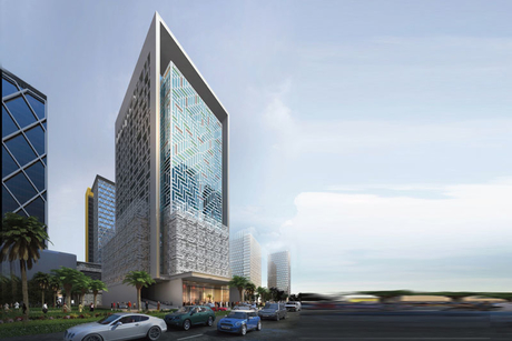 In pictures: Lusail Plot 52 mixed-use tower by AEB
