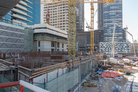 Dubai's Mada Residences nearing 15% completion