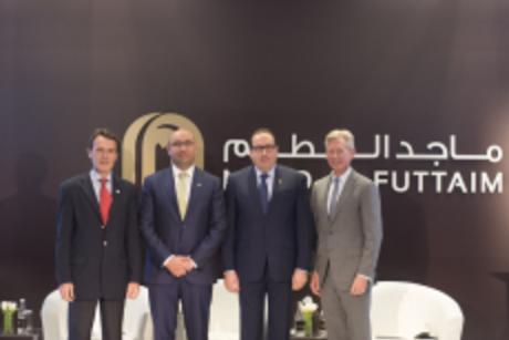 Where is Majid Al Futtaim set to launch new mall?