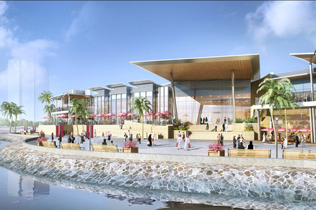 Main works for Phase 1 of $100m Manar Mall expansion completed