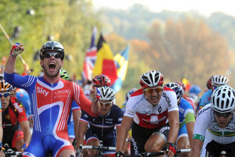 Mapei is main sponsor for Road World Championships