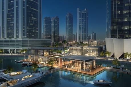 Dubai Holding unveils $272m Marasi Business Bay