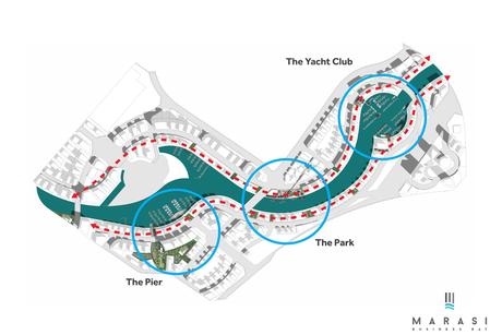 Top five facts about Dubai's Marasi Business Bay