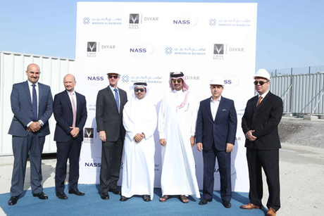 Bahrain: Eagle Hills Diyar, Nass Cont. sign deal